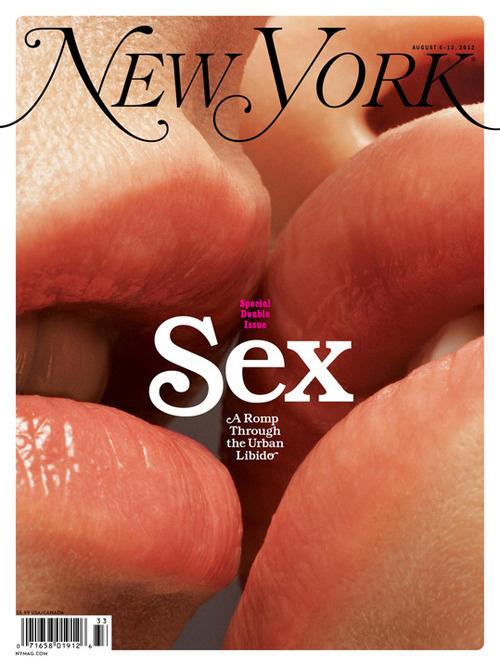 New York Mag #print #magazine