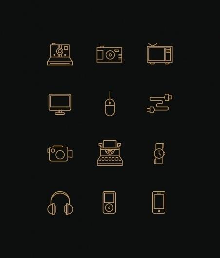 Tim Boelaars #devices #icons
