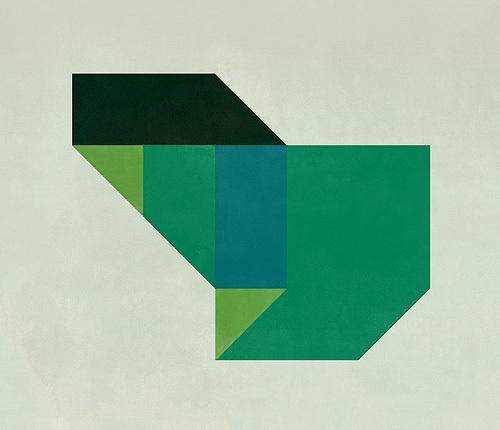 Dan McPharlin - M̲elt #illustration #geometry