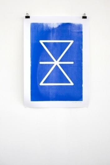 Chaumont 2011 : ЯOMAIN ∀LBERTINI #albertini #crisis #greek #romain #design #graphic #chaumont #typography