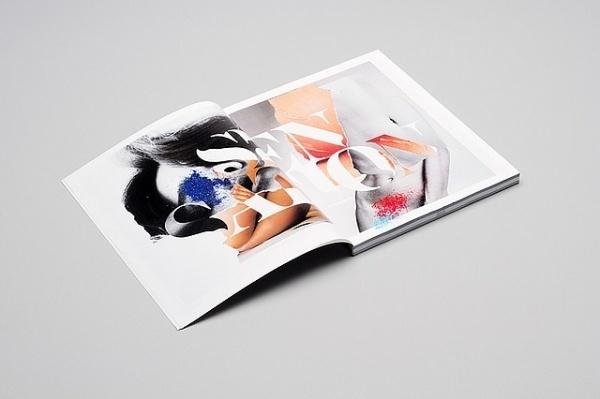 Blog Milk — The Blog #rika #layout #editorial #magazine