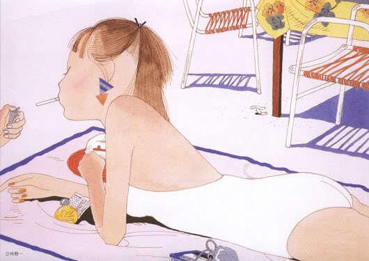 (7) seiichi hayashi   Tumblr #girl