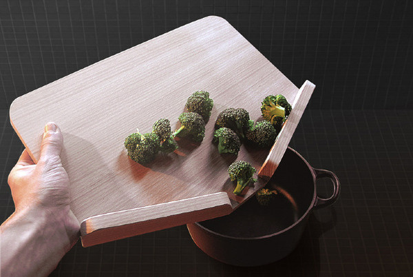 Edge Board by Thomas Merlin #modern #design #minimalism #minimal #leibal #minimalist