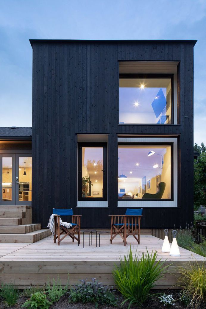 Meld House , Measured Architecture