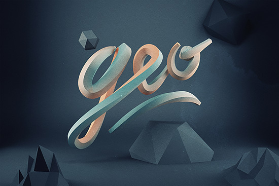 Low Polygon Illustrations by Jeremiah Shaw & Danny Jones | Inspiration Grid | Design Inspiration