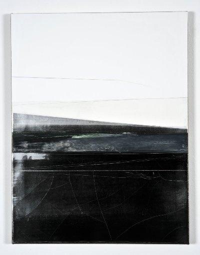 Galerie Martin Janda - Ausstellungen - Kunst - Raum aktueller Kunst #black #white #texture