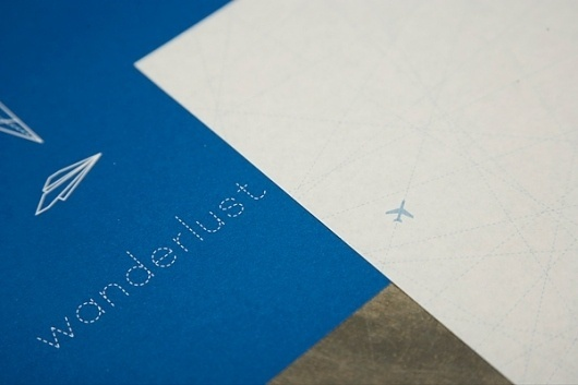 Foreign Policy Design Group » Wanderlust #wanderlust #branding #policy #group #design #graphic #foreign #identity