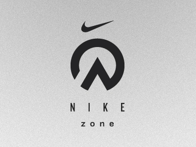 Dribbble - Nike Zone 5 by Noa Emberson #modern #noa #nike #identity #logo #basketball #emberson
