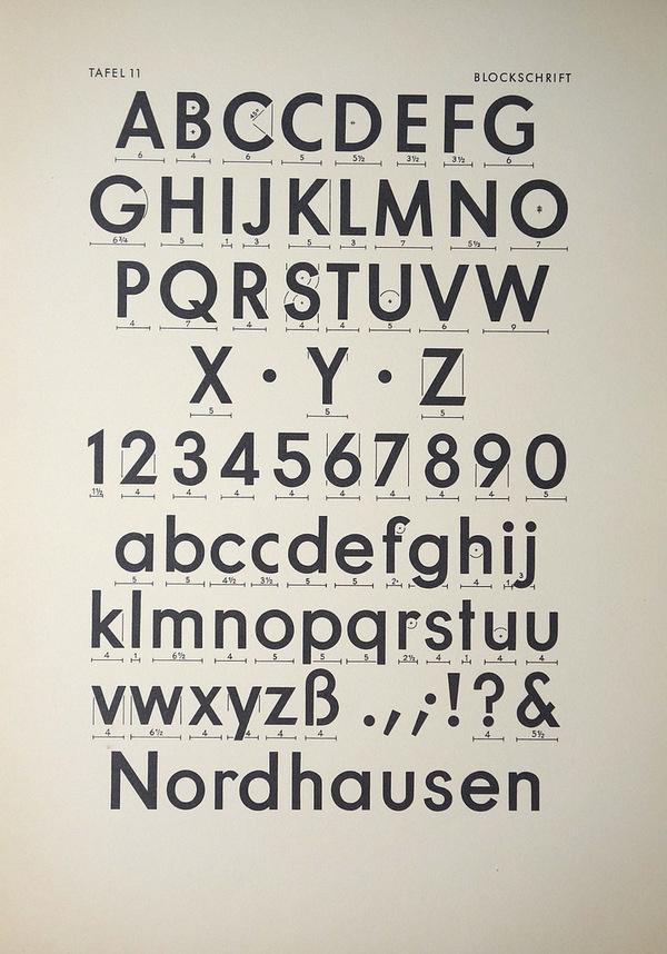 Source: Flickr / ralf_herrmann #type #typography