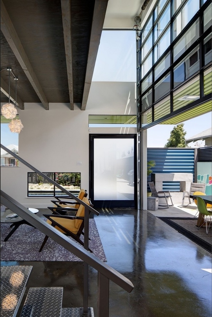 Georgia Street Residence by Christian Rice Architects