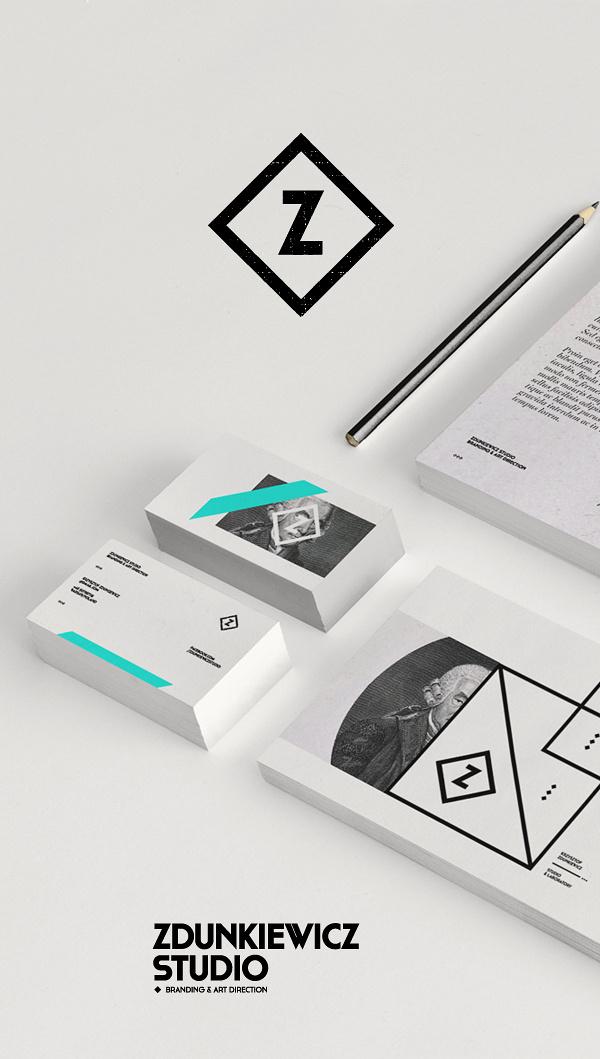 Zdunkiewicz Studio / Self Promotion #print #design #graphic