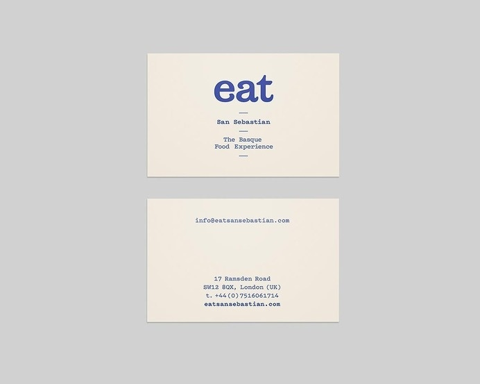We are Rifle. #eat #branding #visual identity #typography
