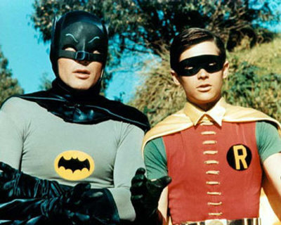 Batman & Robin! Pow, Wham, Smash #robin #pow #childhood #batman