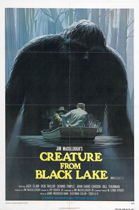 creature_from_black_lake #from #black #the #poster #lake #creature