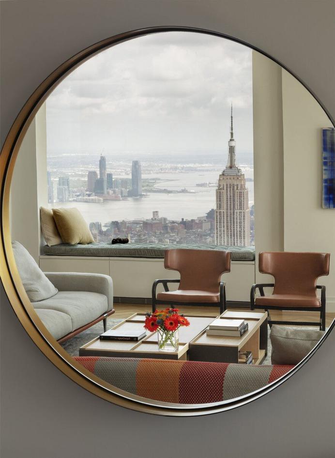 432 Park Avenue Apartment, New York / Axis Mundi