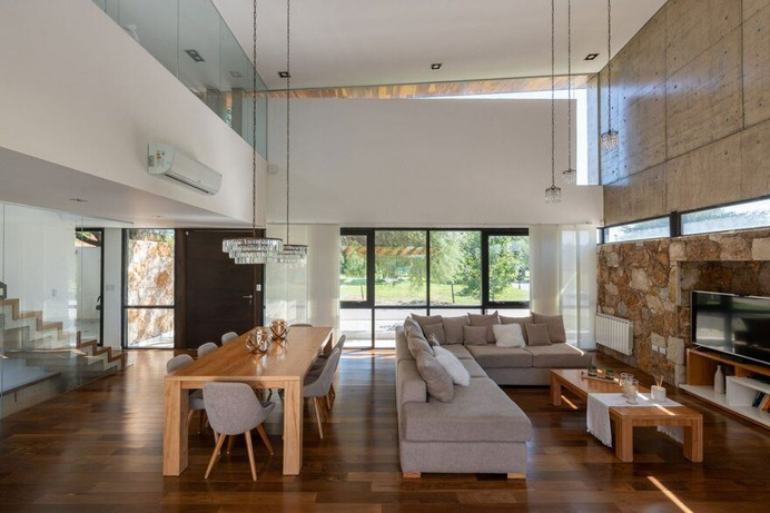 living room , IASE Arquitectos