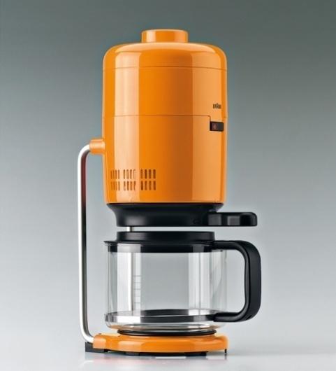 Braun 1970s coffee machine