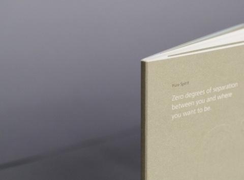 Felt - bitique #binding #branding #print #medicine #felt #sports #pure #brochure #typography