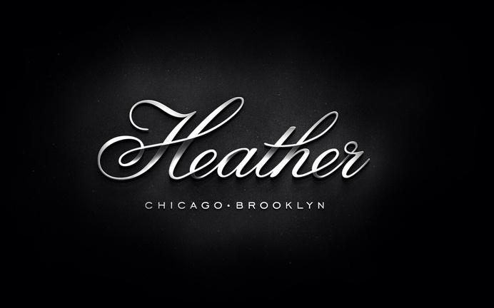 Twibfy #white #dimension #typography #black #heather #calligraphic #shadow