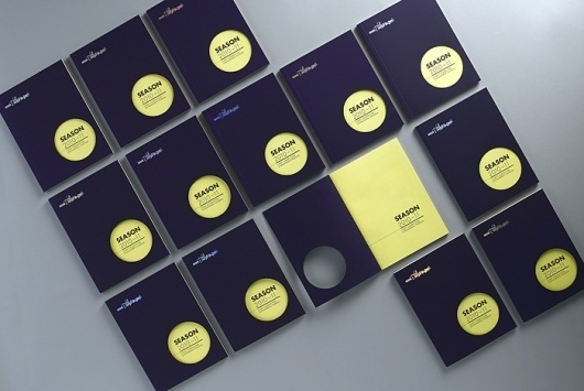 Design By Dave / Design & Art Direction #bbc #designbydave #design #manchester #graphic #philharmonic #diecut #brochure