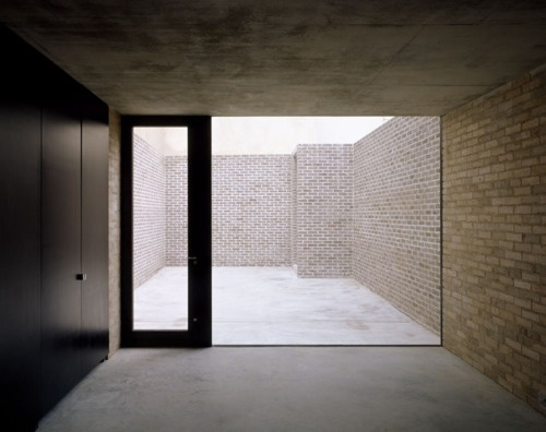 Lyla & Blu #brick #architecture #house #living