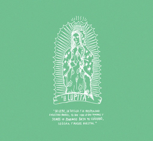 Bosque_OaxacaMoleskine_06 #illustration