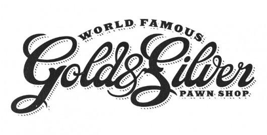 Brandon Rike #shop #script #pawn #typography