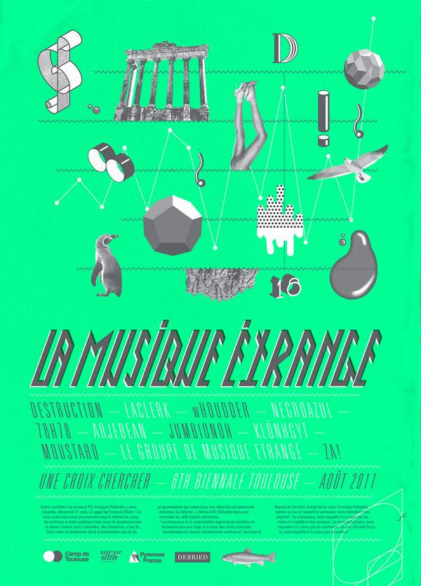 musiqueEtrange_shapes_illustration_reverso #zozo #green