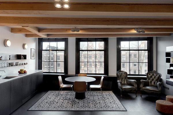 JohnenStefan #interior #beams