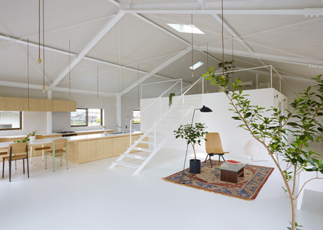 House in Yoro by Airside Design Office #airside #japanese #japan #plant