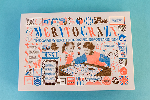 Merit 1 #board #design #type #game #typography
