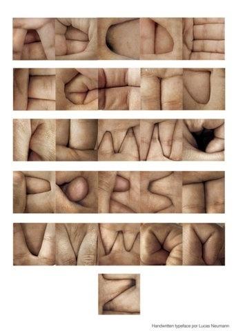 FFFFOUND! | I↩ #typographie #alphabet