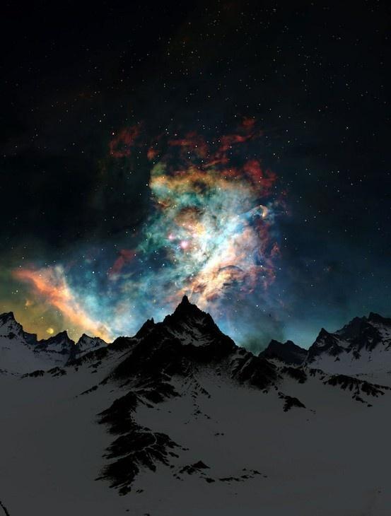 The Northern Lights Alaska #image