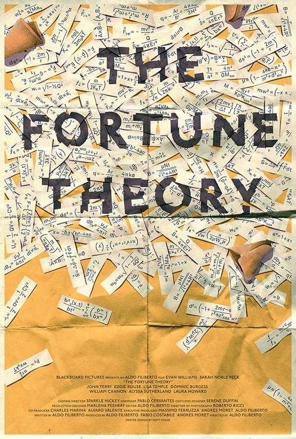 The Fortune Theory - Matt Chase | Design, Illustration #illustration #design