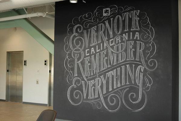 Goodbye Bali / 1 year ago / Next chapter #chalk #typography