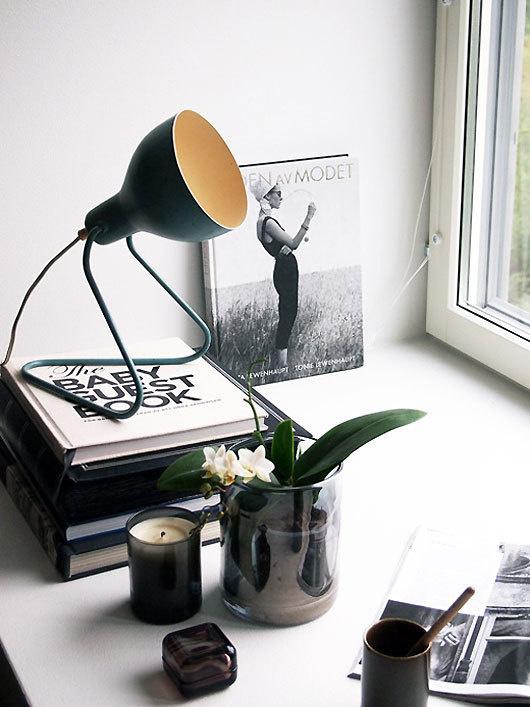 desk vignette #interior #design #decor #deco #decoration