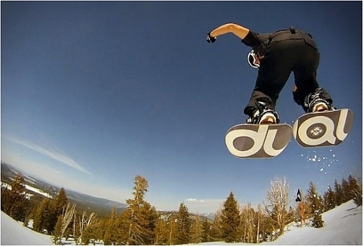 Dual Snowboards | dtail™ - dtail2design #dual #mad #bonkers #needtotry