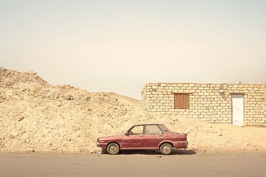 Somewhere in the Middle of Nowhere » ISO50 Blog – The Blog of Scott Hansen (Tycho / ISO50) #chris #egypt #car #sisarich