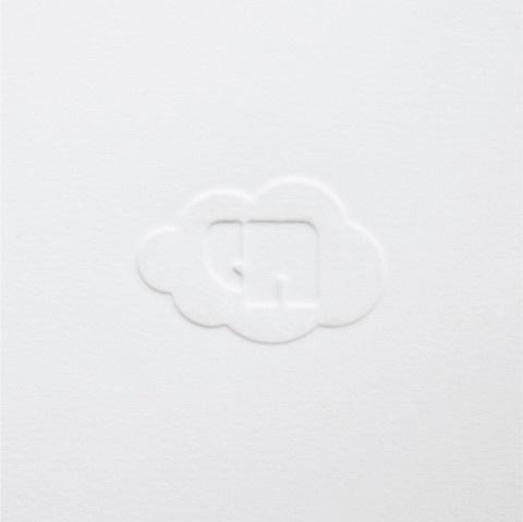 embossed logo | elephantcloud.in #embossed #logo #design #elephantcloud #sketchbook #book #stationery #brand #product