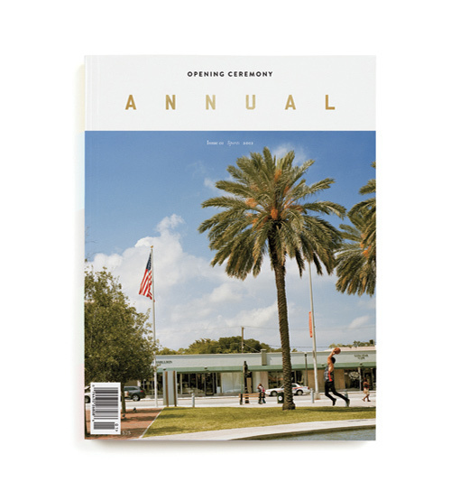 Opening Ceremony Annual Issue 1 #pub