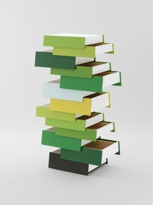 MoMA | The Collection | Shay Alkalay. Stack. 2008 #alkalay #stack #shay #design