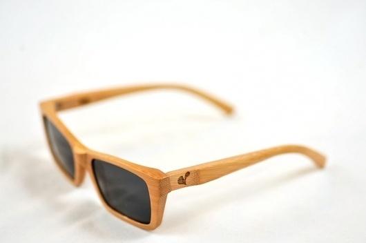 Looks like good Bambus Sunglasses by Verde Styles #glass #bambo