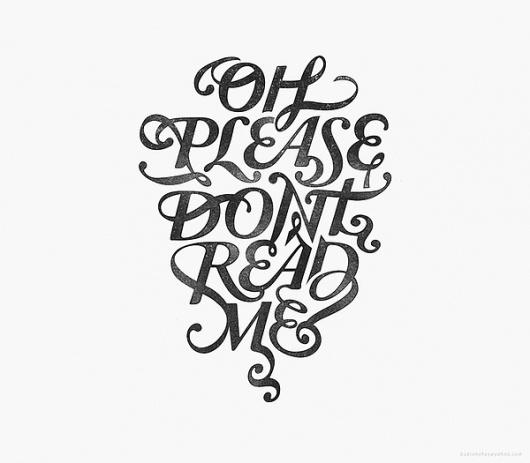 Typo #1 on Typography Served