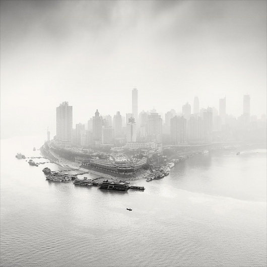 City of Fog on the Behance Network #photography #photo #city #frog