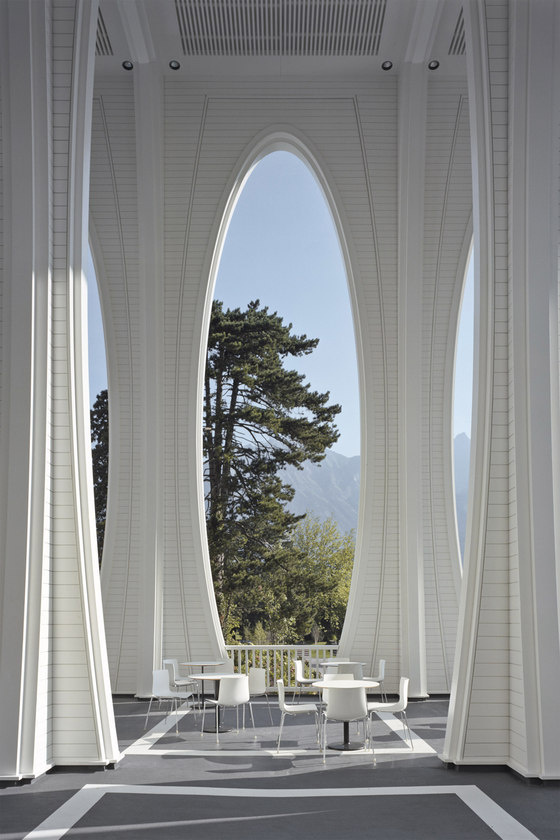 CJWHO ™ (Tamina Therme by Smolenicky #alps #bath #design #interiors #switzerland #photography #architecture #art #spa #luxury