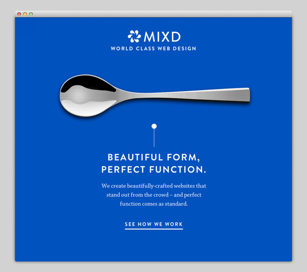 Mixd #website #layout #design #web