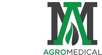 AgroMedical : The online portfolio of Josh Sullivan #gotham #leaf #medicine #medical #logo #agriculture #green