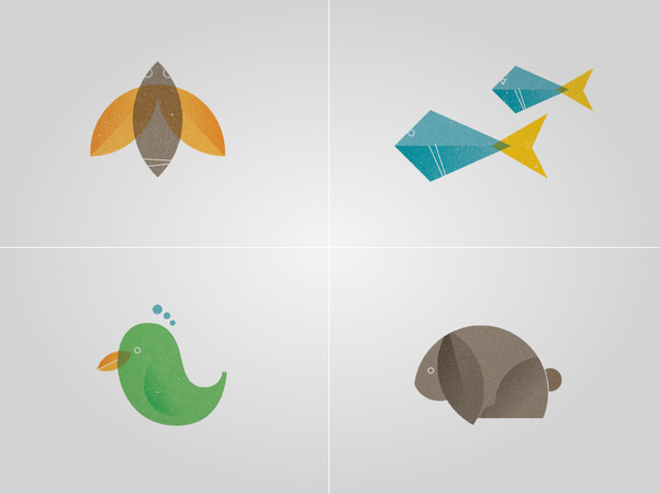 Bsm-tellingstories-fields #shapes #geometry #animals