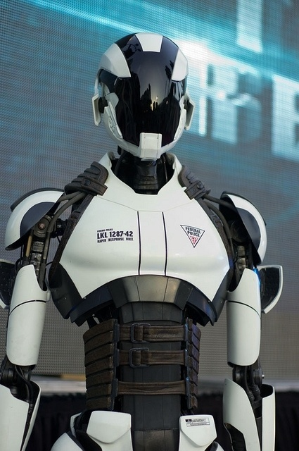 Rude Mechanicals #total #robot #design #fi #sci #recall #suit #future
