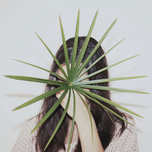 Untitled | Flickr - Photo Sharing! #photo #woman #plant